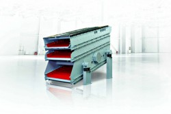 Image of Multi Deck Vibrating Screens