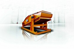 Image of Single Deck Vibrating Screens