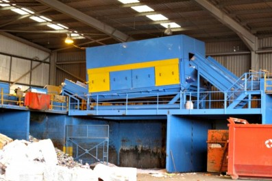 Materials Recycling System