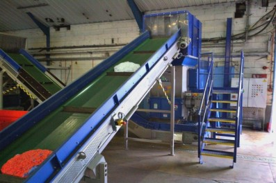 Size Reduction System for Plastics